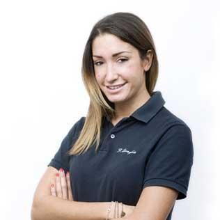 Igienista dentale Federica Quaglia - Studio dentistico associato Motta Jones Rossi - Milano centro Cadorna