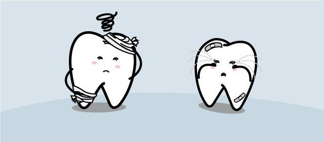 Traumi dentali - Studio dentistico associato Motta Jones Rossi - Milano centro