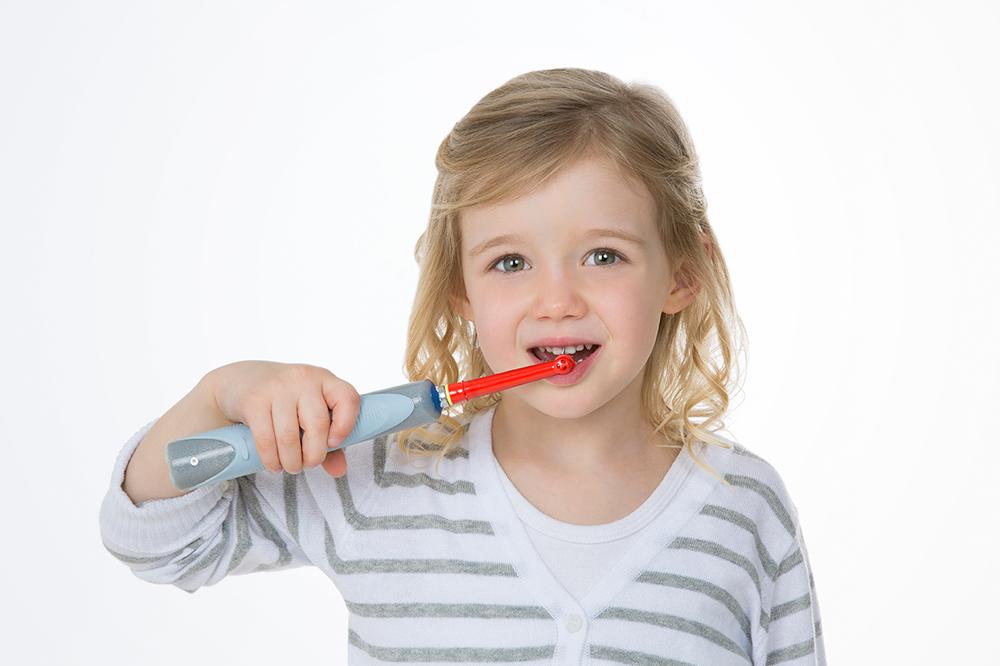 spazzolino elettrico per bambini - Studio Motta Rossi & Associati