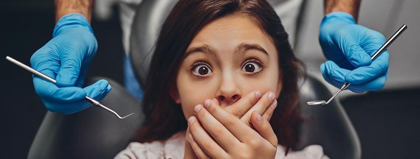 paura del dentista nei bambini - Studio Motta Jones, Rossi & Associati